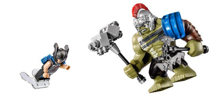 LEGO officially reveals sets for Thor