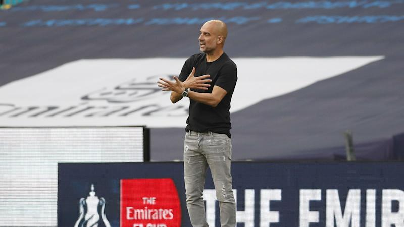 Guardiola urges City to increase standard to have 'any chance' against Real