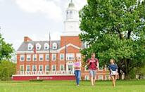 <p><strong>Established in 1780</strong></p><p><strong>Location: Lexington, Kentucky</strong></p><p>Affectionately known as Transy, this was the first university in Kentucky, although it actually began in an area that was once known as Virginia. Two U.S. presidents have graduated from the school. </p>