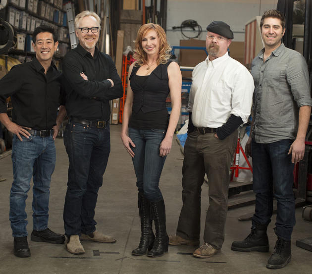 Mythbusters Fires Three Cast Members Show Is Going In New Direction