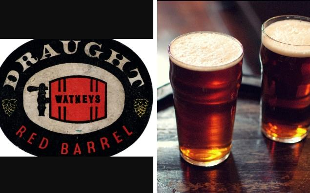 It might be a different brew, but Watneys is making a comeback - Watneys Red Barrel