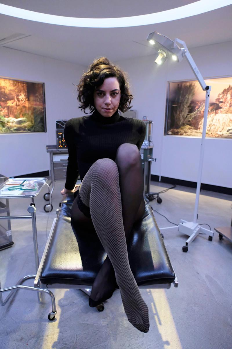 Aubrey Plaza Is Currently Serving Up the Most Terrifying Performance on TV
