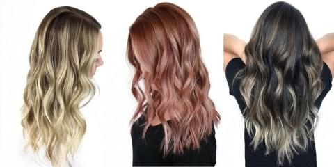 The Professionals at Matrix Explain The Difference Between Balayage & Ombre Hair Color Looks