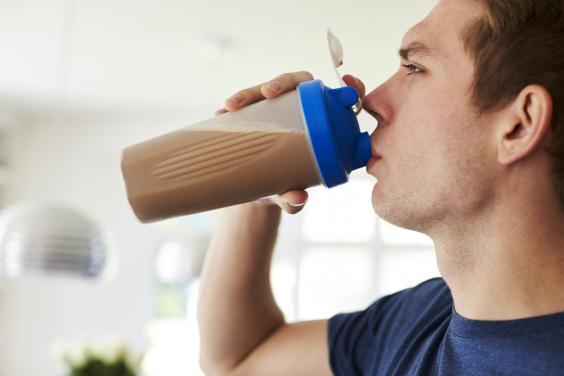 Post-gym drinks are under the spotlight (Getty Images/iStockphoto)