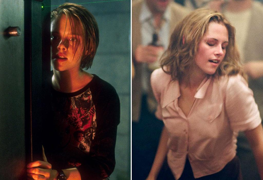 Kristen Stewart: Panic Room/ On the Road