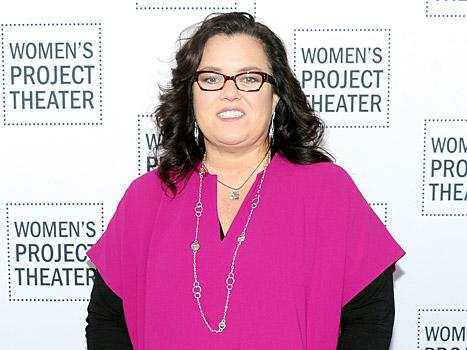 Rosie O'Donnell Returning to The View as Guest Seven Years After Bitter Exit