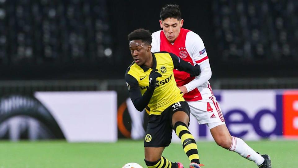 BSC Young Boys v Ajax - UEFA Europa League | BSR Agency/Getty Images