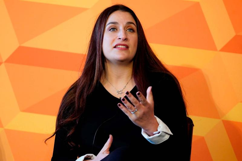 Luciana Berger is now running for the Lib Dems (AFP via Getty Images)
