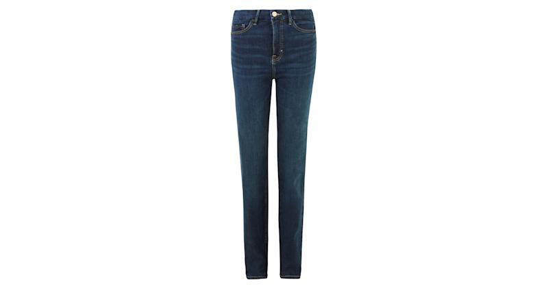 Magic Shaping High Waist Straight Fit Jeans