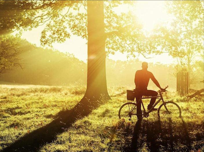 <p>Cycle more, love nature, fire up your empathy and put pressure on the government</p> (Getty)