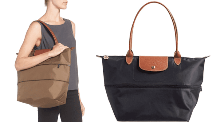 This famous tote is a total status symbol.