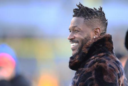 Antonio Brown bids farewell to Pittsburgh