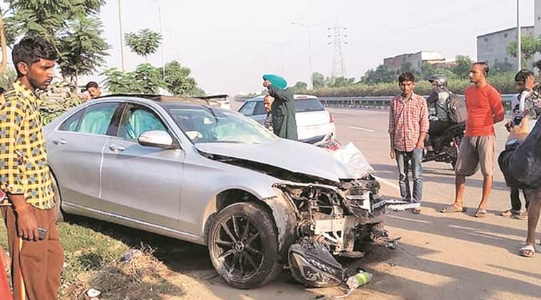 mohali accident, cheema point accident, swiggy boy killed in mohali accident, mohali news, chandigarh city news