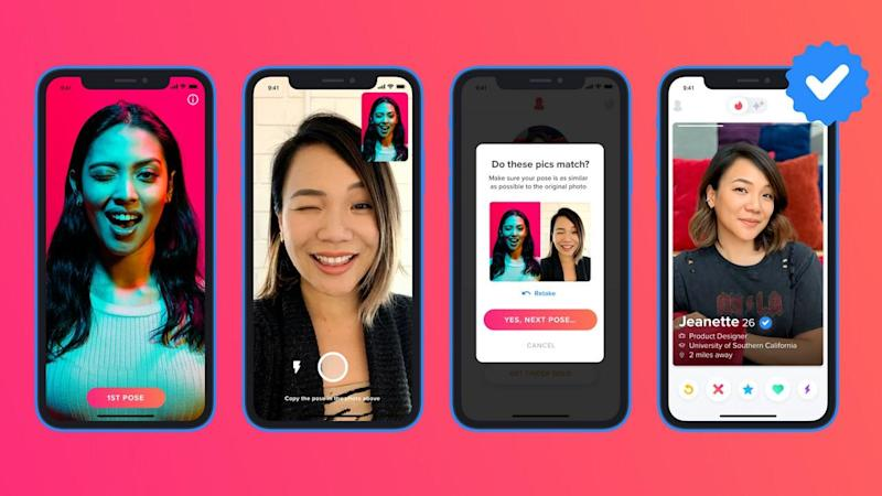 Tinder introduces Photo Verification feature to avoid catfishing: Here is how to use it