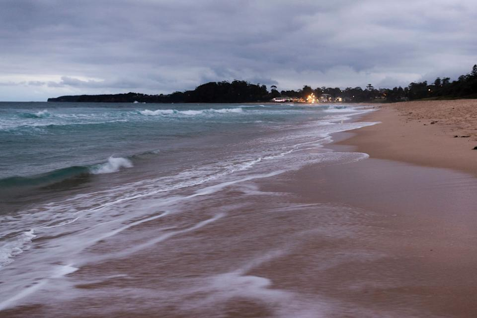 A general view of Mollymook Beach. Source: Getty