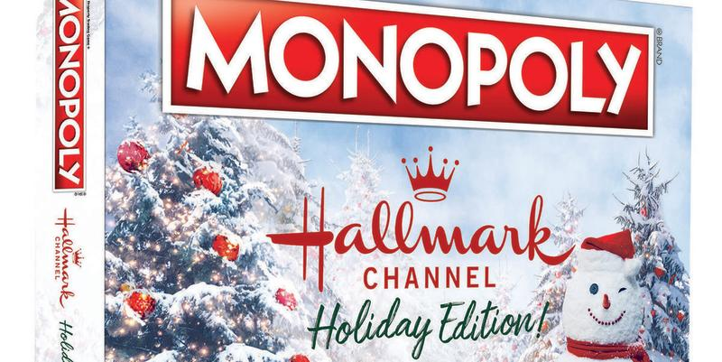 Christmas Came Early This Year Because Hallmark-Themed Monopoly Exists