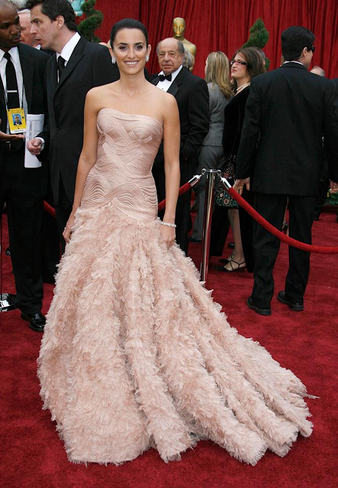 BEST: Penelope Cruz at the 79th Annual Academy Awards - 02/25/2007