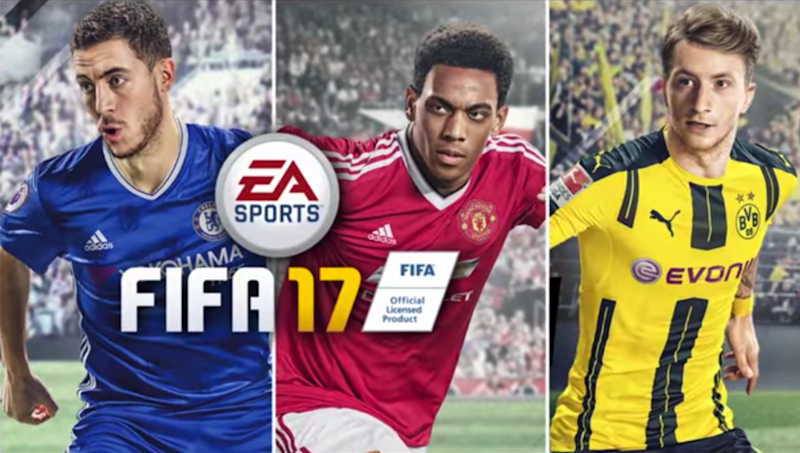 This FIFA 17 Formation Is So Good That EA Sports Have Banned it From Ultimate Team