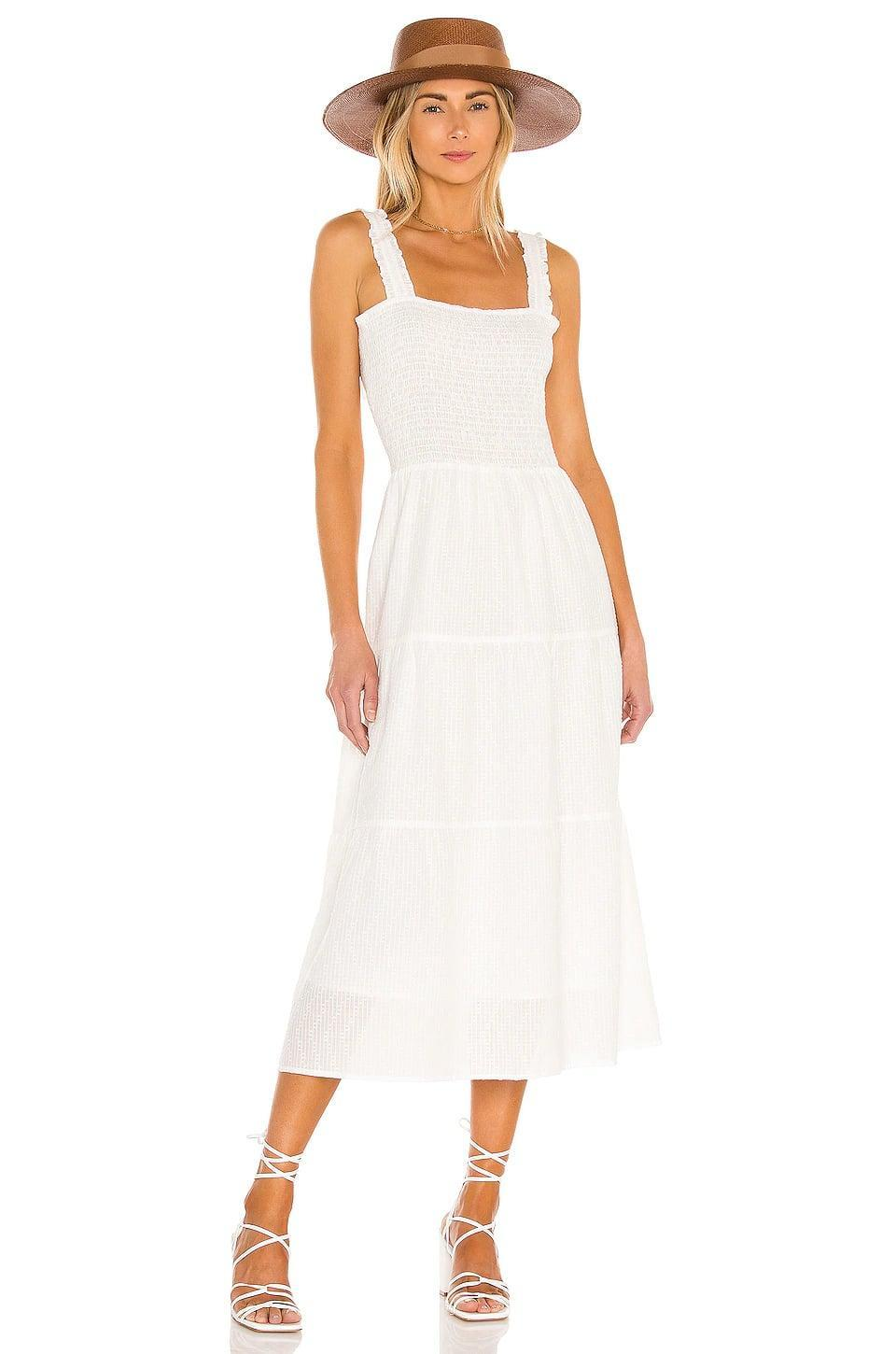 <p>Summer picnics in the park call for this <span>Heartloom Kiera Dress</span> ($119).</p>