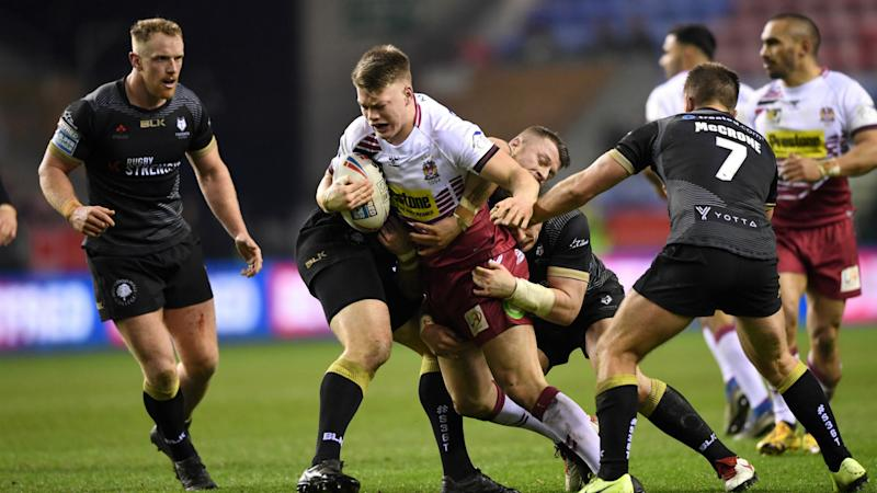 Depleted Toronto Wolfpack impress before Wigan claim victory