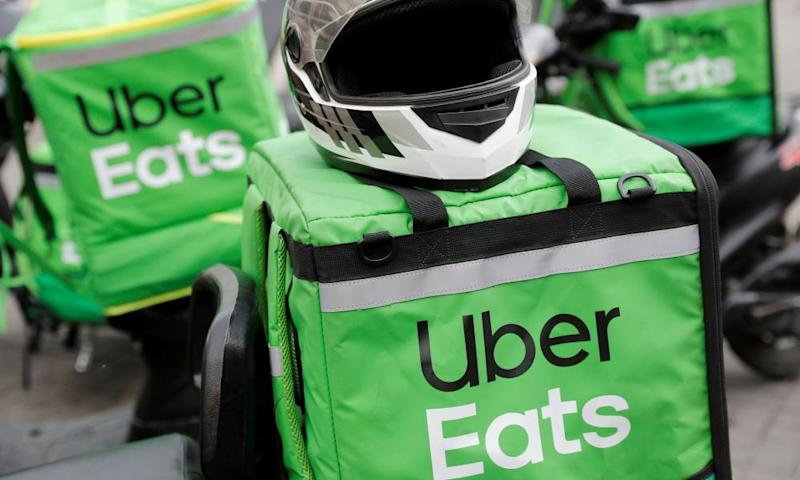 Uber Eats drivers told to take photos of ID for alcohol orders raising privacy concerns