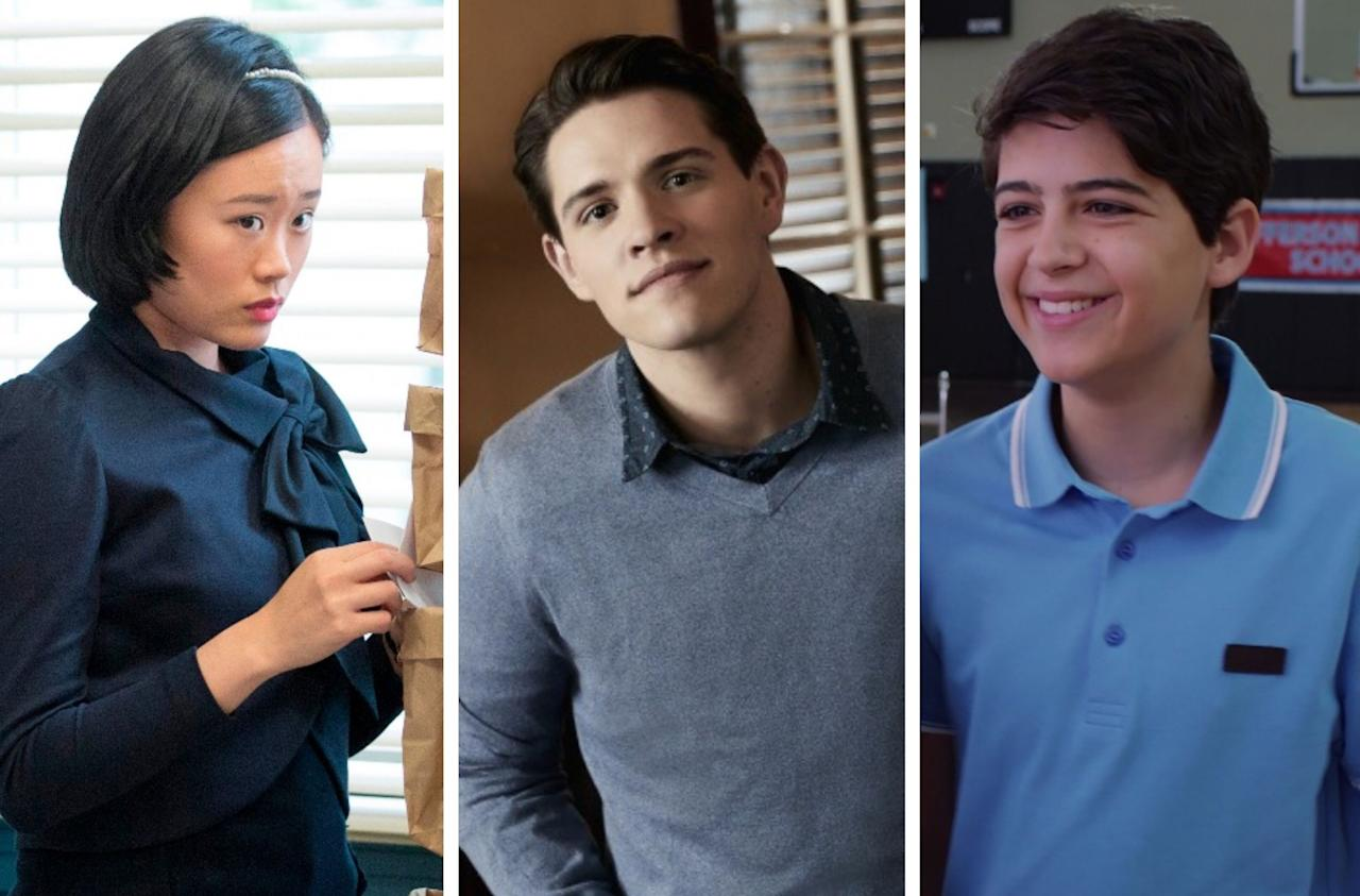 <p>Though gay and lesbian characters aren't new to TV, real and unique LGBTQ roles are more prevalent than ever. The following characters help make the small screen look much more like real life.</p>