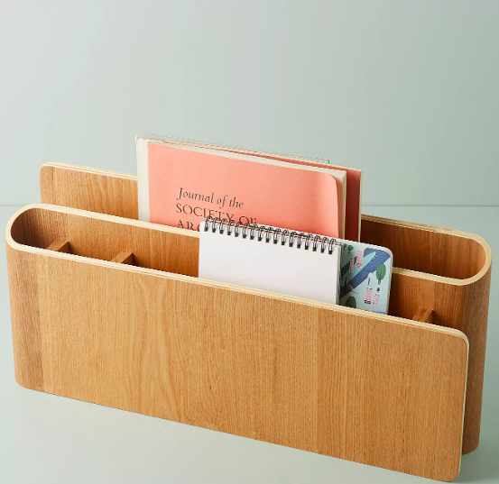 """<h2>Anthropologie Workspace Monitor Stand</h2><br>It's not a <em>regular</em> monitor stand, it's a <em>cool </em>monitor stand. And if your WFH set-up has been commandeered by a massive, hulking monitor, at least snag this stand for convenient notebook and pen storage. <br><br><strong>Anthropologie</strong> Workspace Monitor Stand, $, available at <a href=""""https://go.skimresources.com/?id=30283X879131&url=https%3A%2F%2Fwww.anthropologie.com%2Fshop%2Fworkspace-monitor-stand%3Fcategory%3Dwork-from-home-shop%26color%3D020%26type%3DSTANDARD%26size%3DOne%2520Size%26quantity%3D1"""" rel=""""nofollow noopener"""" target=""""_blank"""" data-ylk=""""slk:Anthropologie"""" class=""""link rapid-noclick-resp"""">Anthropologie</a>"""