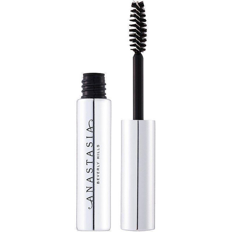"""<p><strong>Anastasia Beverly Hills</strong></p><p>amazon.com</p><p><strong>$22.00</strong></p><p><a href=""""https://www.amazon.com/dp/B00GI21NZA?tag=syn-yahoo-20&ascsubtag=%5Bartid%7C10072.g.36789682%5Bsrc%7Cyahoo-us"""" rel=""""nofollow noopener"""" target=""""_blank"""" data-ylk=""""slk:Shop Now"""" class=""""link rapid-noclick-resp"""">Shop Now</a></p><p>With clear or tinted options, this brow gel will. Not. Budge. Set your brows in place for the entire day without worrying that a stiff breeze will move a single hair.</p>"""