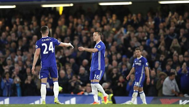 <p>The torch of Chelsea's captaincy has been handed on to Gary Cahill, and he needs to be given the chance to step out of the former Chelsea legend's shadow.</p> <br><p>Cahill has been an admirable servant to the club since joining in 2012, becoming a two-time Premier League champion and helping the Blues win the first Champions League in their history.</p> <br><p>The former-Bolton star has become one of the best central defenders in the league, and is ready to become a legendary Chelsea captain.</p>
