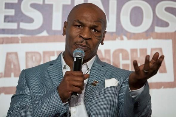 Mike Tyson banned from making first visit to New Zealand