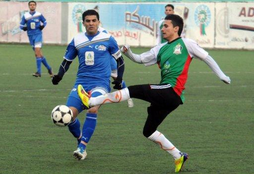 Ali Khatib, an Arab-Israeli, has jumped ship from a Palestinian team to an Israeli one