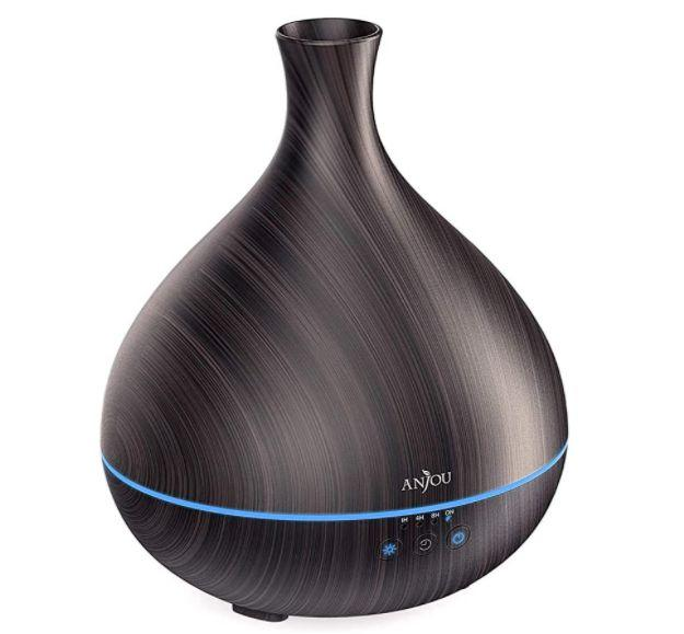 """This diffuser delivers 10 to 15 hours of vapor and has three auto-off timer settings.It has a 4.8-star rating and more than 12,000 reviews.<a href=""""https://amzn.to/31oyLFQ"""" target=""""_blank"""" rel=""""noopener noreferrer"""">Find it for $36 on Amazon</a>."""