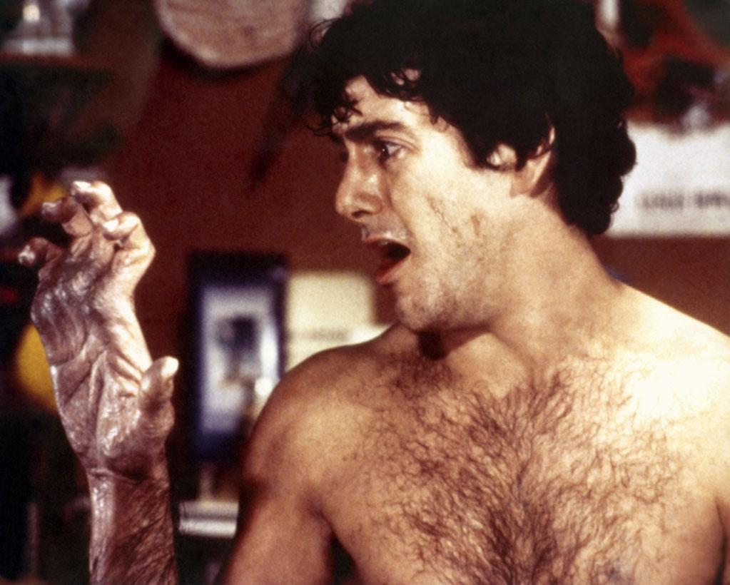 """<a href=""""http://movies.yahoo.com/movie/1800340823/info"""">An American Werewolf in London</a> (1981): In an exciting departure from """"Animal House"""" and """"The Blues Brothers,"""" writer-director John Landis cleverly balanced the funny and the frightening with this story of a couple of American students (David Naughton and Griffin Dunne) who run into some monstrous trouble while backpacking through England. The transformation Naughton's character undergoes is riveting, and the elaborate special-effects makeup deservedly earned Rick Baker an Academy Award. """"American Werewolf"""" also paved the way for Landis to direct Michael Jackson's landmark """"Thriller"""" video."""