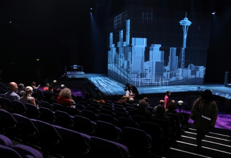 Musical interlude: London stage creeps back to life