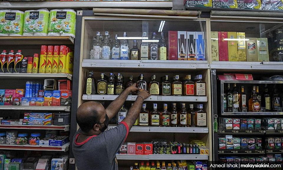 ADUN SPEAKS | It's not just alcohol, but the constitutional rights of non-Muslims