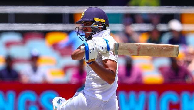 Shubman Gill once again set the tone for a successful Indian chase with a lively 91 on the final day, aided by eight fours and two sixes. AP