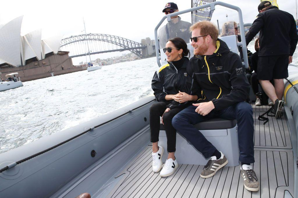 """<p>A lot has changed since Meghan Markle and Prince Harry's October 2018 royal tour of Australia—consider this a contender for Understatement of The Year—but one fashion item remains steadfast: the crisp, white <a href=""""https://www.amazon.com/s?k=Veja&ref=bl_sl_s_sh_web_19911722011"""">Veja </a>sneakers Meghan wore while the two were seen <a href=""""https://www.harpersbazaar.com/celebrity/latest/a24015441/meghan-markle-white-veja-sneakers-royal-tour-australia-shop/"""">on a boat</a>. The French-based brand soared to immediate relevance— with searches for the fair-trade brand skyrocketing up <a href=""""https://www.elle.com/uk/life-and-culture/culture/a29184599/meghan-markle-veja-first-sustainable-running-shoe/"""">113%</a> that month alone. More recently in 2020, Katie Holmes, Reese Witherspoon and Emily Ratajowski have all been spotted wearing the brand's chic, comfy shoes.</p><p>Those who've spent hours trying to hunt down a marked down pair (shyly raises hand) already know that Veja almost never goes on sale. For those who've been waiting patiently for an internet miracle, I have very lucky news to share: <strong>Nordstrom's Anniversary Sale</strong> opens up to cardholders today, August 13 and the public next week on August 19, and the sale includes SEVERAL discounted Veja styles.</p><p>Beyond its star-powered list of endorsers, there's much for consumers to love about <a href=""""https://www.amazon.com/s?k=Veja&ref=bl_sl_s_sh_web_19911722011"""">Veja</a>. The company offers full transparency into their manufacturing process and all of the shoes are made in a factory in Brazil that honors workers' rights. </p><p>Prices go back up on August 13, but considering how over half the marked down Veja styles from the sale have already sold out during the preview (which high-level cardmembers were able to shop beginning August 4), we recommend acting fast. Ahead, the Veja styles that are still on sale, plus a few of our favorite picks.</p>"""