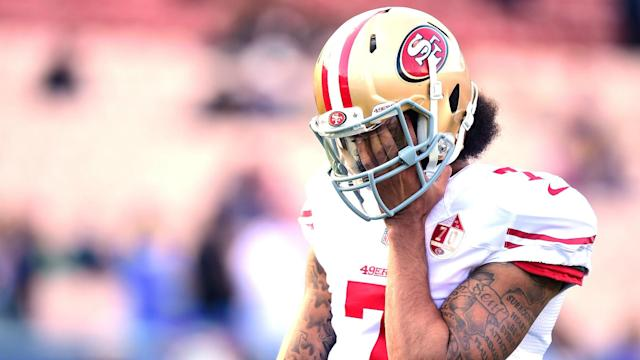 Colin Kaepernick's diet potentially a reason for his free agency?