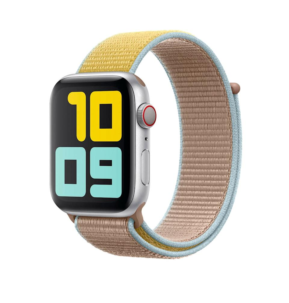 Apple watch series 5; from $399. apple.com