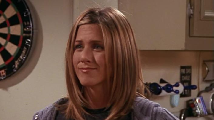 Rachel Green from Friends 1990s Parents