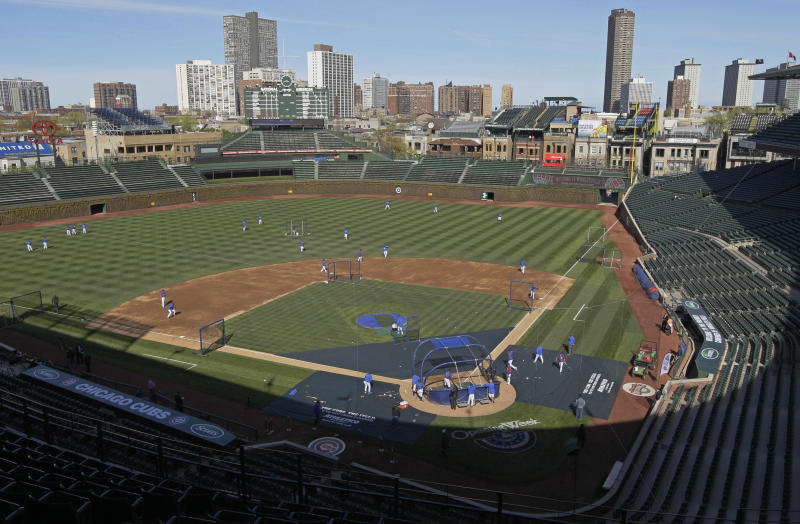 Cubs unveil $500M Wrigley Field renovation plan