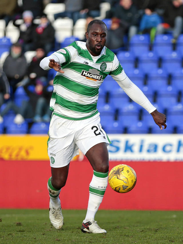 "Football Soccer - Inverness Caledonian Thistle v Celtic - Ladbrokes Scottish Premiership - Tulloch Caledonian Stadium - 29/11/15 Celtic's Carlton Cole in action Action Images via Reuters / Graham Stuart Livepic EDITORIAL USE ONLY. No use with unauthorized audio, video, data, fixture lists, club/league logos or ""live"" services. Online in-match use limited to 45 images, no video emulation. No use in betting, games or single club/league/player publications. Please contact your account representative for further details."