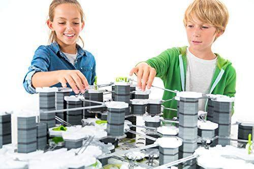 """<p><strong>Ravensburger</strong></p><p>amazon.com</p><p><strong>$124.74</strong></p><p><a href=""""https://www.amazon.com/dp/B07DP21JWT?tag=syn-yahoo-20&ascsubtag=%5Bartid%7C10055.g.29553257%5Bsrc%7Cyahoo-us"""" rel=""""nofollow noopener"""" target=""""_blank"""" data-ylk=""""slk:Shop Now"""" class=""""link rapid-noclick-resp"""">Shop Now</a></p><p>Using 240 pieces, kids can design their own marble run. It uses tracks, magnets and special pieces to move the marbles throughout the game, making it <strong>great for teaching physics concepts</strong> to your 10-year-old girl. <em>Ages 8+</em><strong><br></strong></p><p><strong>RELATED: </strong><a href=""""https://www.goodhousekeeping.com/childrens-products/g5162/best-stem-toys"""" rel=""""nofollow noopener"""" target=""""_blank"""" data-ylk=""""slk:The Best STEM Toys for Kids"""" class=""""link rapid-noclick-resp"""">The Best STEM Toys for Kids</a><br></p>"""
