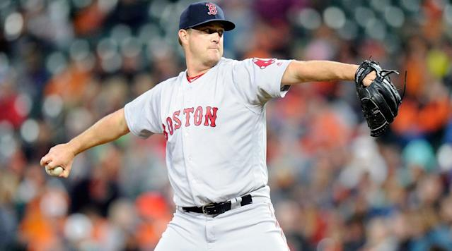 "<p>Red Sox pitcher Steven Wright was arrested Friday and charged with domestic assault, <a href=""http://www.nbcsports.com/boston/red-sox/red-sox-pitcher-steven-wright-arrested-domestic-dispute-charge"" rel=""nofollow noopener"" target=""_blank"" data-ylk=""slk:according"" class=""link rapid-noclick-resp"">according</a> to a statement from the Wright family released through his lawyer to NBC Sports Boston.</p><p>According to the statement, Wright and his wife Shannon had an argument in their Tennessee home Friday, and this led to police coming and arresting Wright. In the statement, it says Wright ""did not raise his hand"" and the incident was ""purely emotional.""</p><p>""On Friday night, Steven was arrested at our home following a verbal argument, and the police charged him with domestic assault,"" the statement from the Wright family released through lawyer Alex Little to NBC Sports Boston said. ""Although he said things he deeply regrets, he did not raise his hand at anyone during the incident, and the situation was purely emotional. We are working together as a family to make our relationships stronger, and we ask that you respect our privacy as we do so.""</p><p>The Red Sox also issued a statement to NBC Sports Boston saying, ""We are aware of the incident involving Steven. This is certainly a matter that the Red Sox take very seriously. It is my understanding that both local police and Major League Baseball are looking into this and for that reason, the club won't have any further comment at this time.""</p><p>Wright was released from jail, according to NBC Sports Boston.</p><p>The righthander appeared in only five games for the Red Sox in 2017 after going 13-6 with a 3.33 ERA and making the All-Star team in 2016.</p>"