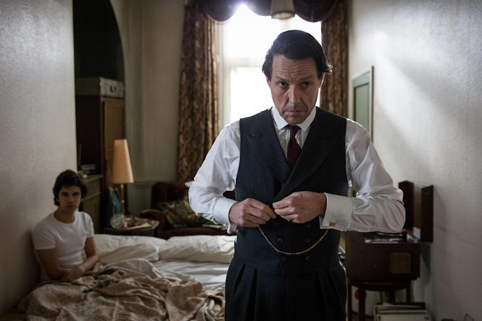 The politics, passions, and people of A Very English Scandal (BBC One)