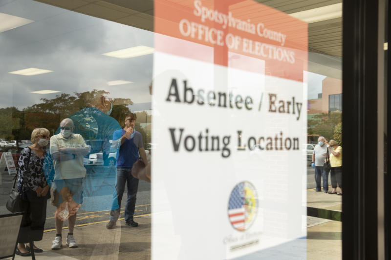 Vision 2020: How does early voting work in the US election?