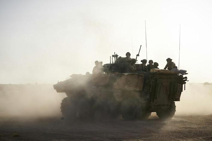 France sees the Sahel as 'the southern frontier of Europe'