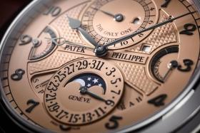 Patek Philippe watch auctioned for USD 31 million