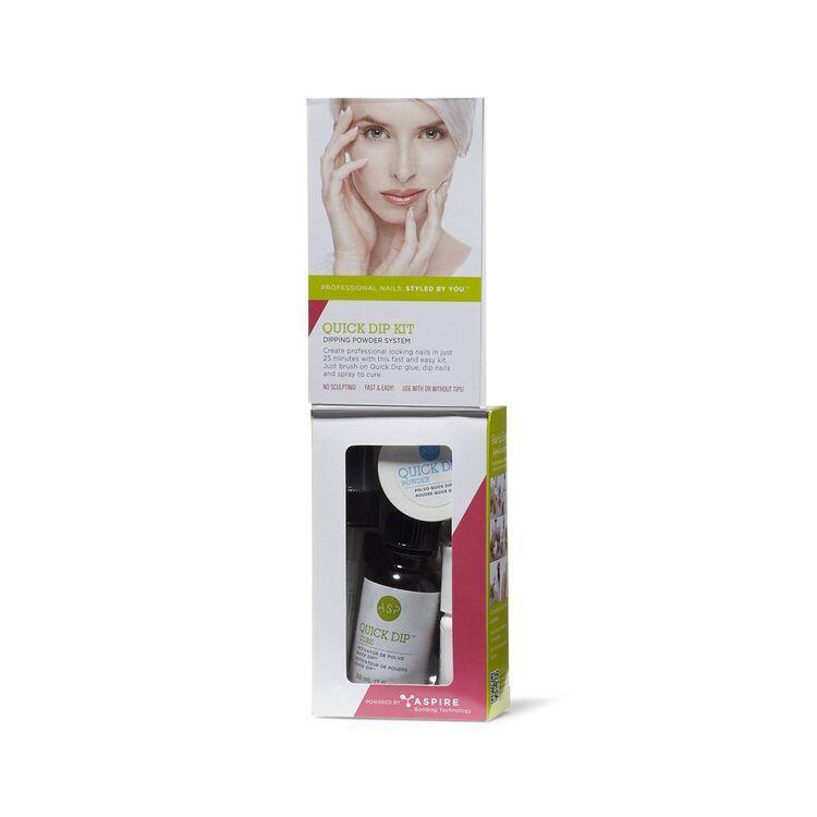 """<p><strong>ASP</strong></p><p>sallybeauty.com</p><p><strong>$18.49</strong></p><p><a href=""""https://go.redirectingat.com?id=74968X1596630&url=https%3A%2F%2Fwww.sallybeauty.com%2Fnails%2Facrylic-nails%2Facrylic-nail-kits%2Fquick-dip-powder-system-kit%2FSBS-156570.html&sref=https%3A%2F%2Fwww.goodhousekeeping.com%2Fbeauty%2Fnails%2Fg28004265%2Fdip-powder-nail-kits%2F"""" rel=""""nofollow noopener"""" target=""""_blank"""" data-ylk=""""slk:Shop Now"""" class=""""link rapid-noclick-resp"""">Shop Now</a></p><p>This brand <strong>promises salon-quality nails in 25 minutes or less, </strong>and it uses oils to seal and protect your nails from drying or cracking. You can use the product with natural nails or tips. <br></p>"""