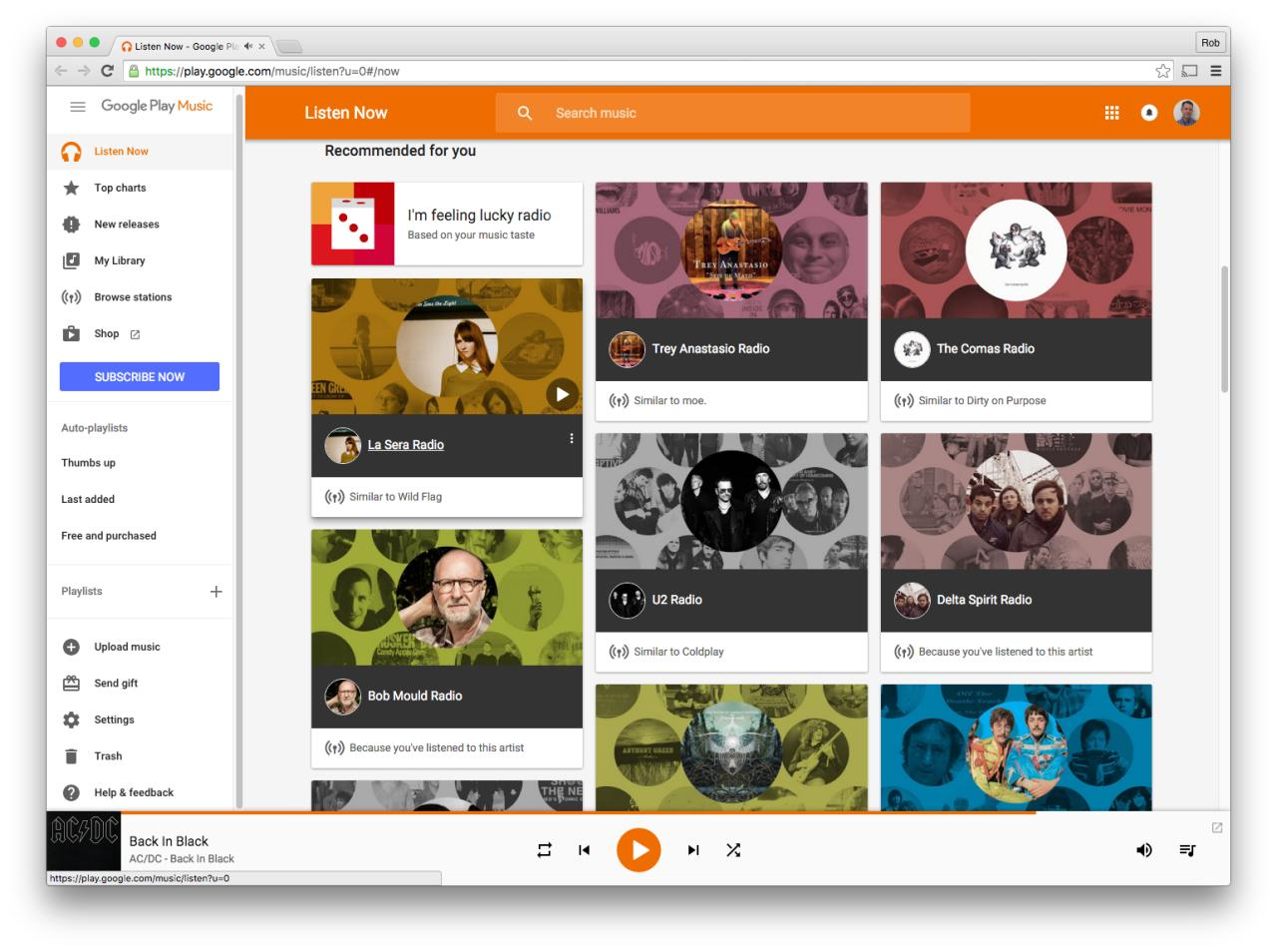 Tip: Upgrade Your Songs For Free with Google Play Music